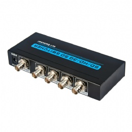 4x1 SDI switch