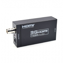 HDMI to SDI converters